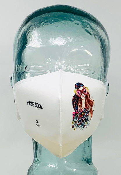 AFM FREE SOUL Face Mask