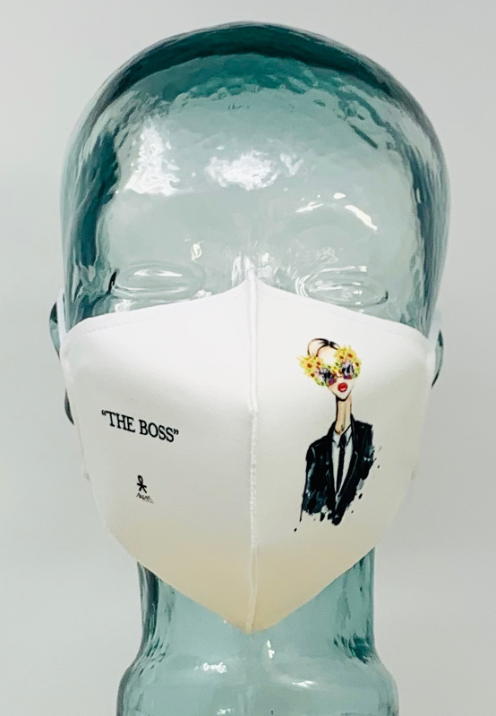 AFM THE BOSS Face Mask