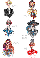 Load image into Gallery viewer, Customized Bell Sleeve Dolls Jacket
