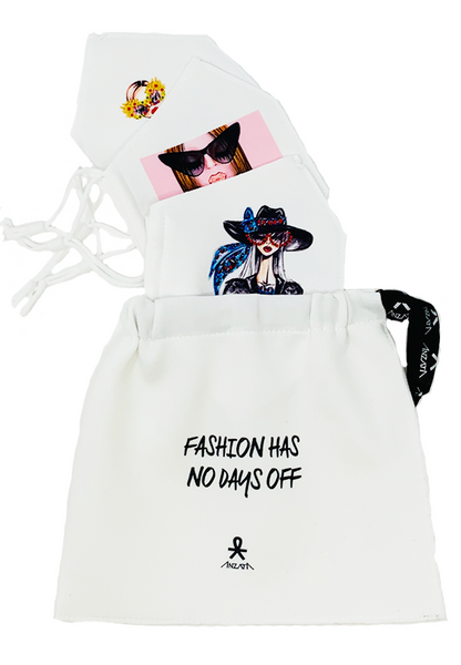 AFM Fashion Face Mask Bag