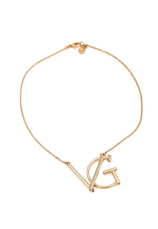 VGxA - CUSTOM INITIALS NECKLACE
