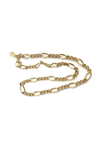VGxA - THICK CHAIN STYLE NECKLACE