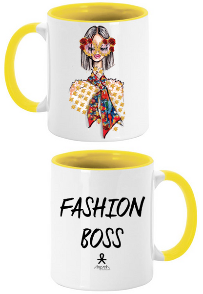 Fashion Boss Coffee Mug