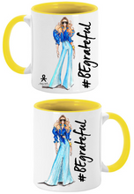 Load image into Gallery viewer, #BeGrateful Coffee Mug
