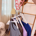 9-hole Triangle Clothes Hanger (10/20/30PCS)