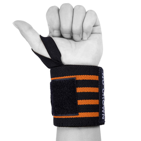 Elastic Supports Gym Training Fist Straps Power Weight Lifting Wrist Wraps