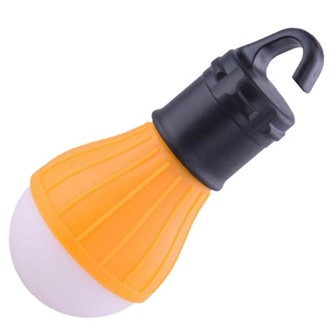 Multifunctional Outdoor Camping LED Tent Light Portable Emergency Lamp With Hook