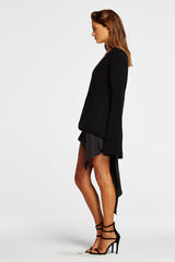 Maurie & Eve Coyote Knit Black