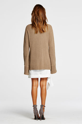 Maurie & Eve Coyote Knit Jasper