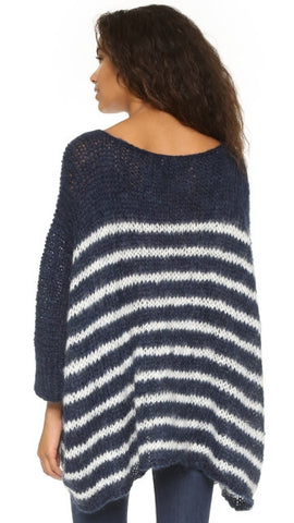 Mes Demoiselles Baccara Knitted Poncho