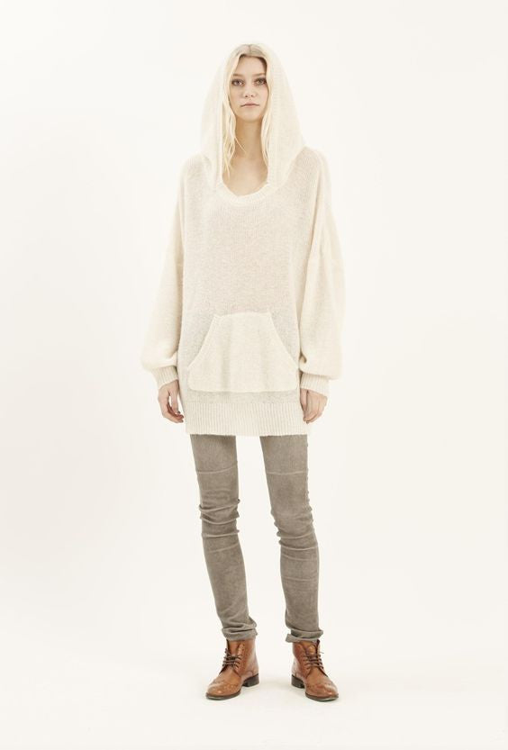 Mes Demoiselles Alpestre Knitted Sweater