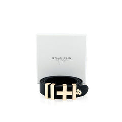 Dylan Kain  - Birkin Belt Light Gold