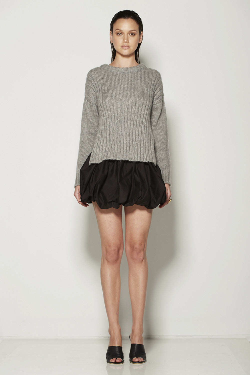 MLM - Open Side Knit