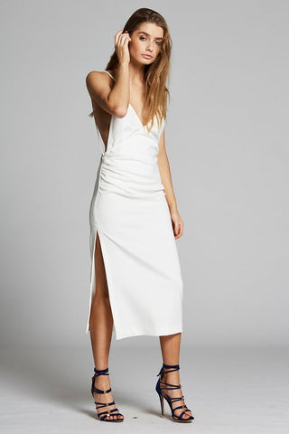 Maurie & Eve Maarit Dress White