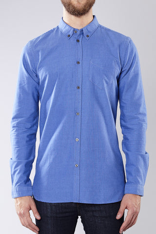 Dr Denim - Pete Chambray Shirt
