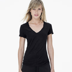 James Perse Casual Tee - Black
