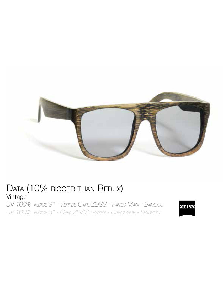 Waiting For The Sun vintage Data sunglasses