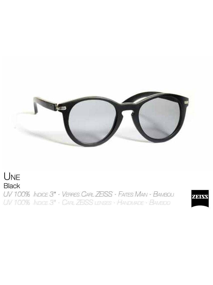 Waiting For The Sun black Une sunglasses