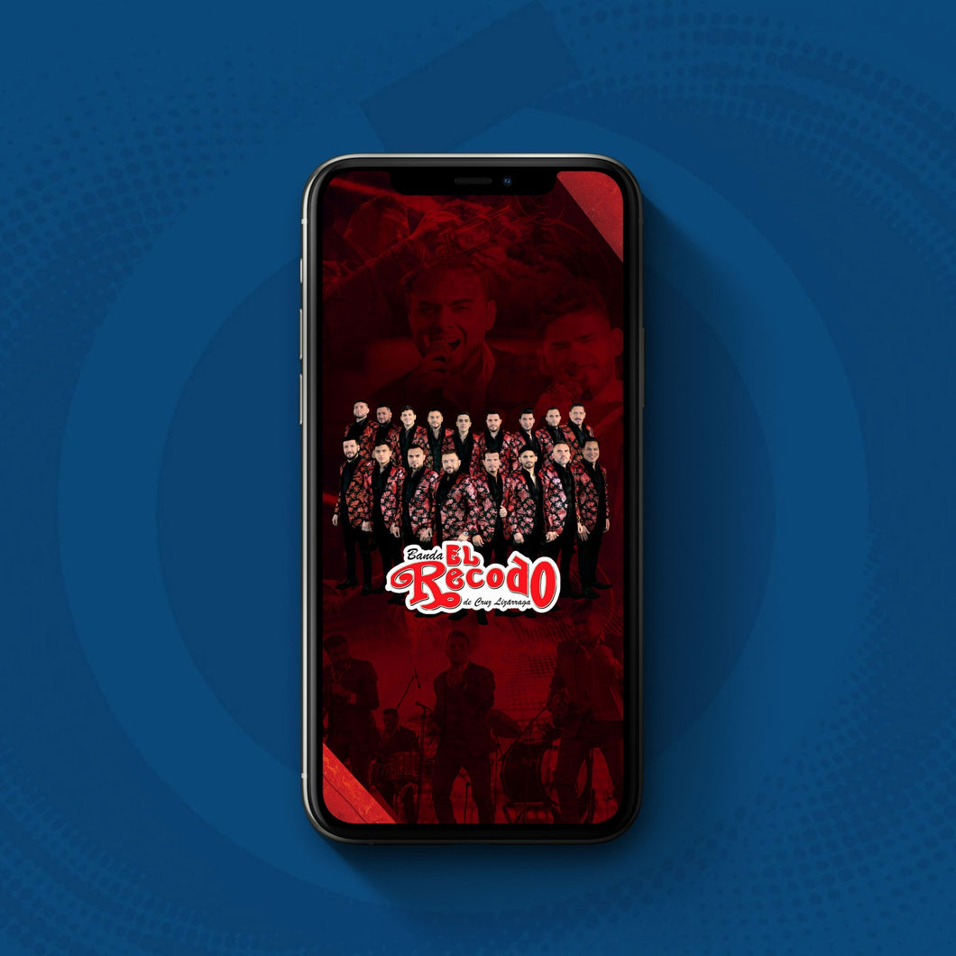 Banda Recodo Phone Wallpaper - FREE