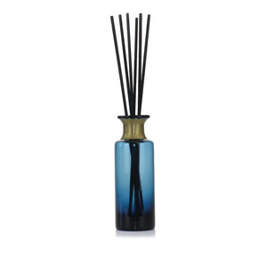 Decorative Diffuser Vase in Blue by Ashleigh & Burwood