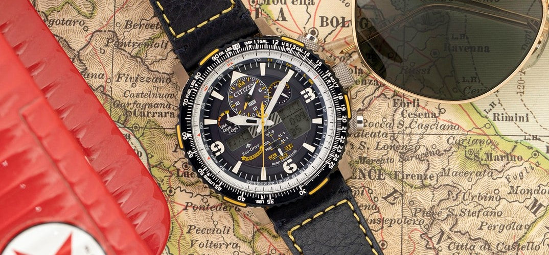Inside The Line: Citizen Promaster Air