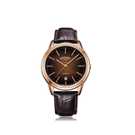 Rotary Cambridge Rose Gold PVD Quartz GS05394/16