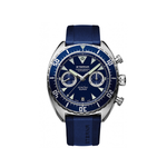 Luxury Eterna Super KonTiki Chronograph Manufacture Automatic Black watch 777041891395