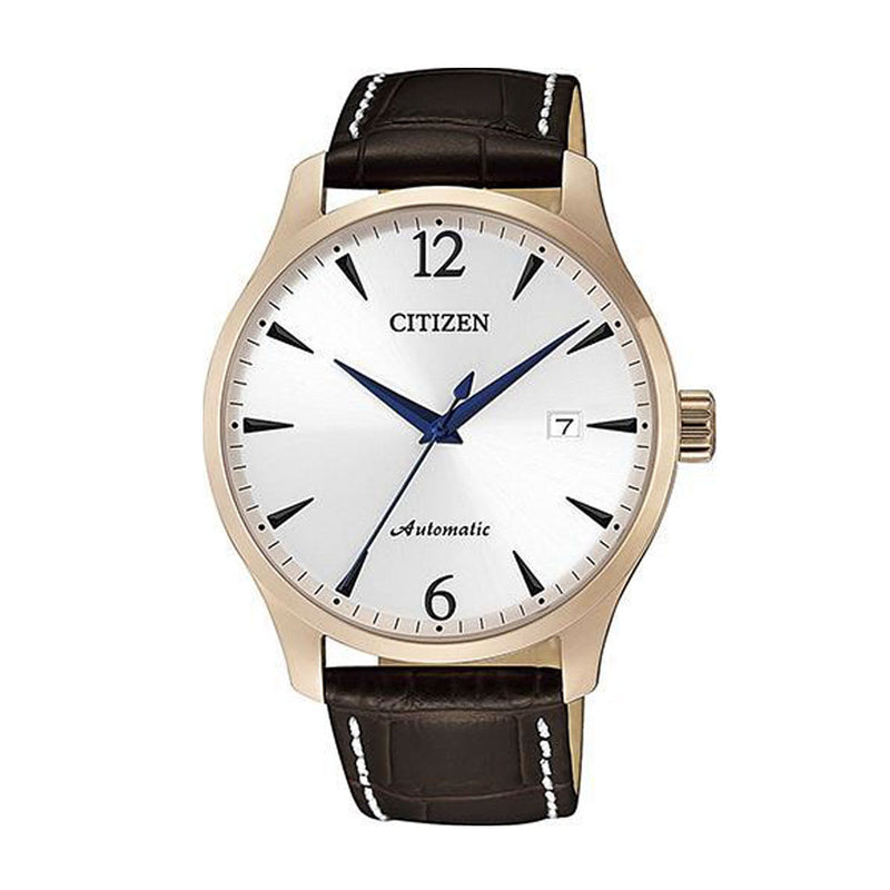 Citizen Mechanical Automatic 50m NJ0113-10A