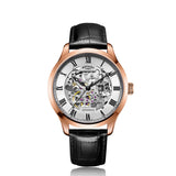 Rotary Rose Gold Plated Skeleton GS02942/01