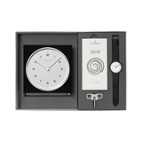 Junghans Max Bill Chronoscope Limited Edition (with Table Clock) 363/2919.01