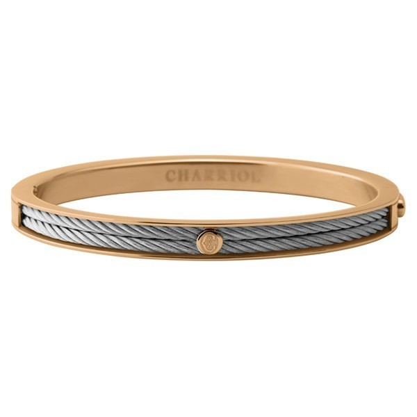 CHARRIOL BANGLE FOREVER THIN (Ref. 04-102-1139-7)