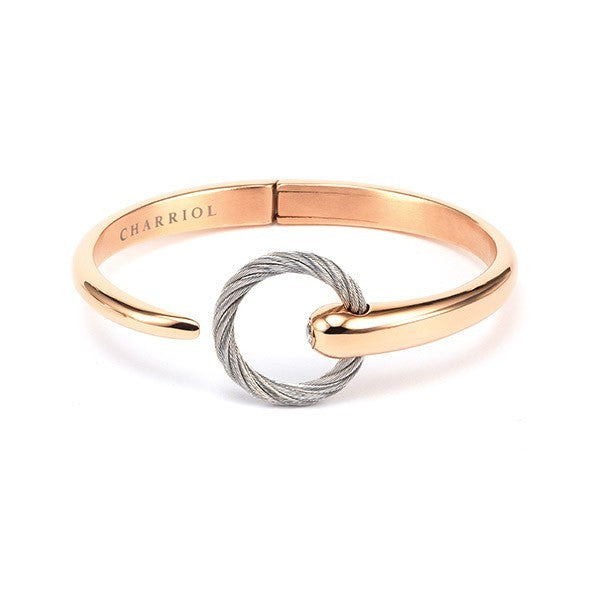 CHARRIOL BANGLE INFINITY ZEN (Ref. 04-102-1232-0)