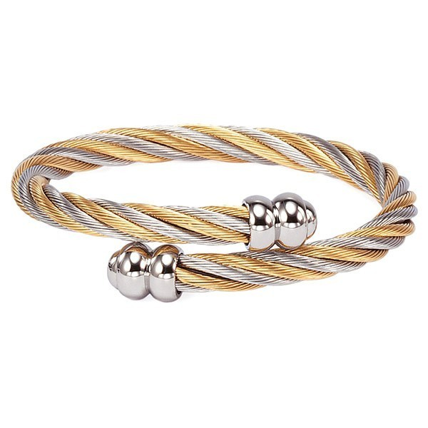 CHARRIOL BANGLE CELTIC TWO-TONE (Ref. 04-81-171)