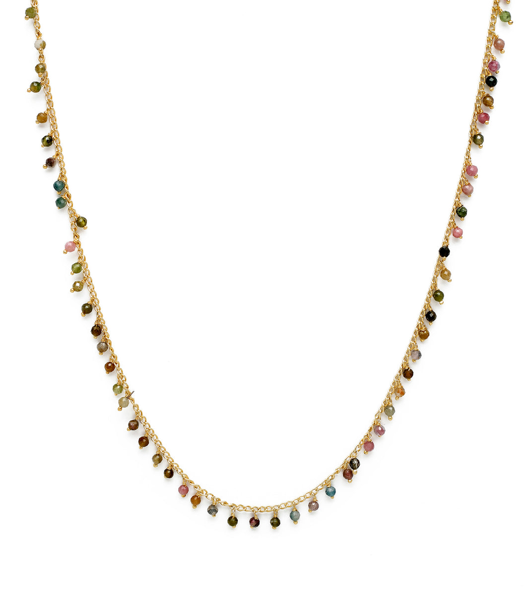 Pink Rosario Chain