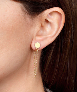Gisele Short Earrings