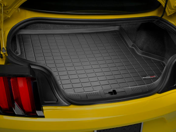 2015-2019 Ford Mustang - WeatherTech Cargo Liners