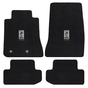 2015-2019 Shelby Cobra GT350 Floor Mats - LLoyd Mats Heavy Plush