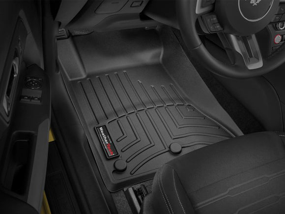 2015-2019 Ford Mustang - WeatherTech Floor Liners