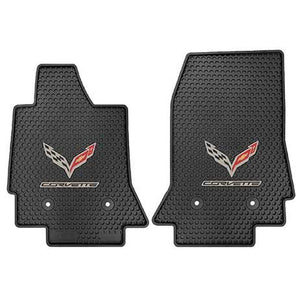 Rubber Corvette C7 Floor and Cargo Mats