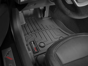 WeatherTech Floor Liners for 2014-2019 Corvette C7