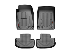 WeatherTech Floor Liners for 2010-2015 Chevy Camaro