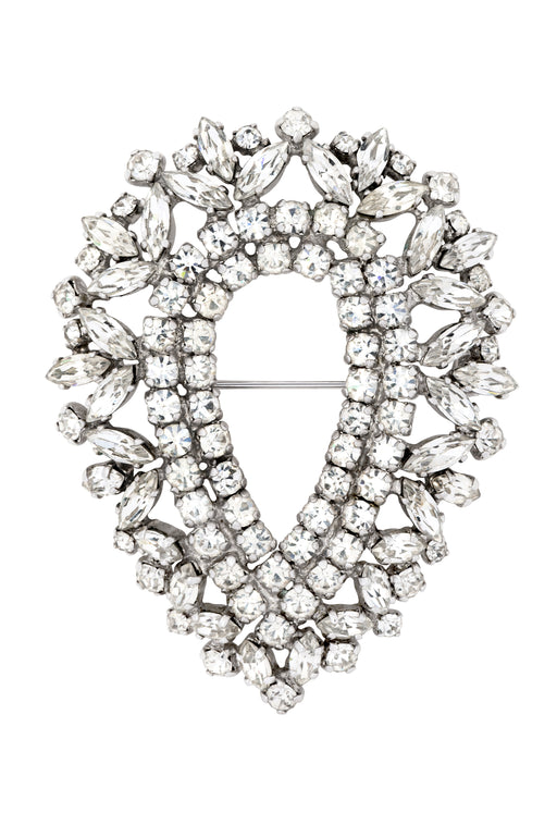 LADY BROOCH