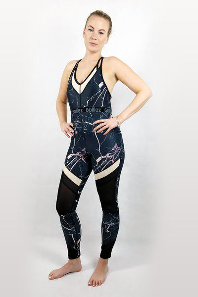 Female Jump Suit