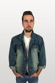 Men Denim Jacket Design 7