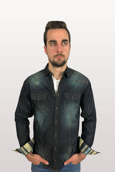 Men Denim jacket Design 16