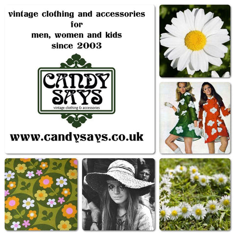 Candy Says Vintage Clothing