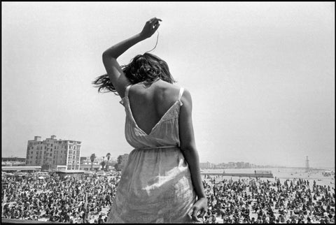 Hippie Girl - Dennis Stock