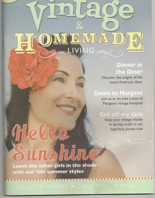 Vintage and Homemade summer issue