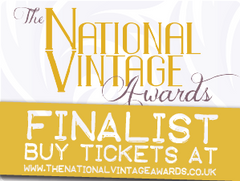 Finalist at the National Vintage Awards
