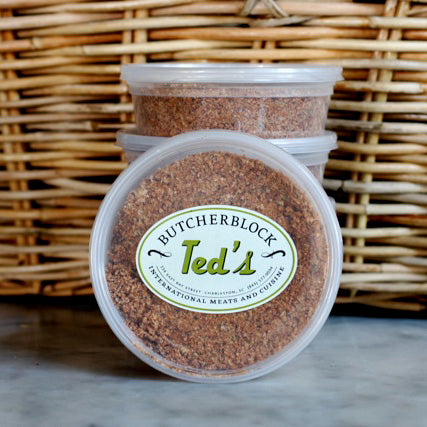 TED'S SIGNATURE<br>DRY RUB